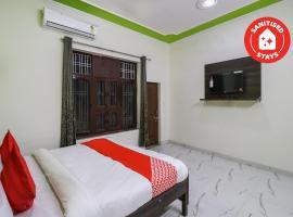 OYO 71016 Hotel Green View, hotel en Faridabad