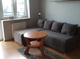 Mazurskie mieszkanie, apartment in Mrągowo