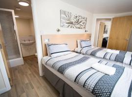 Lochend Serviced Apartments, appartamento a Edimburgo