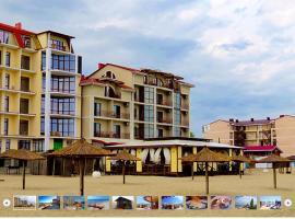 Вікторія готель, hotel in Zatoka