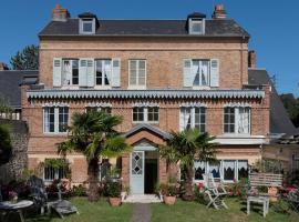Jane'Laur Bed & Breakfast, B&B in Honfleur