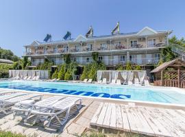 Solnechnyy, отель в Железном Порту