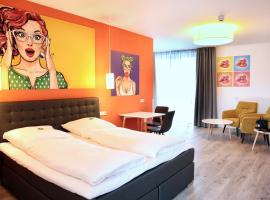 Hotel Apart GO25, hotel near Messe Bad Salzuflen, Herford