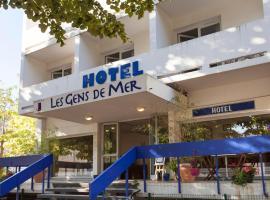 Hôtel Les Gens de Mer La Rochelle by Popinns**, hôtel à La Rochelle