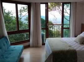 Flat Residencial Condomínio Vista Azul, hotel in Domingos Martins