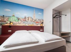 7 Days Premium Hotel Vienna - South, hotel in 10. Favoriten, Vienna