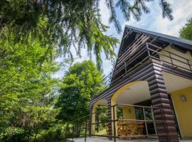 Eria Wood, room in Ravna Gora