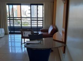 Praia Mansa Suite Hotel apto de 1 quarto, apartment in Fortaleza