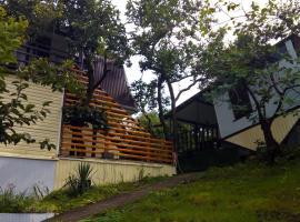 Гостевой дом в Волконке, отель в городе Волконка, рядом находится Гора Жемси