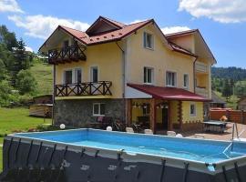 Karpatskyi Maetok, отель в Славском