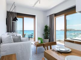 North Coast Seaside Suites, hotel in Rethymno