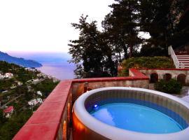Amalfi Heaven, pet-friendly hotel in Amalfi