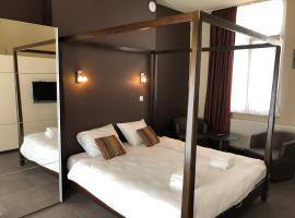 Hotel Maison d'Anvers, hotel near Red Star Line Museum, Antwerp