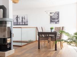 DAREBELL – Designerapartments Sporgasse, apartment in Graz