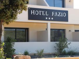 Hotel Fazio, hotel in Bonifacio