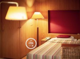 Apartamentos Turisticos Atlantida, hotel in Funchal