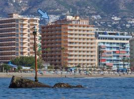 Apartamentos La Jabega, hotell i Fuengirola