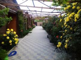 Гостевой дом Отдых на Зеленой, гостевой дом в Голубицкой