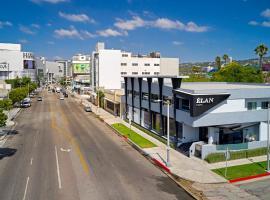 Elan Hotel, Hotel in Los Angeles
