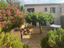 Chambres et tables d'hôtes Zélia & Jacques BERQUEZ, hotel dicht bij: Luchthaven Figari Sud-Corse - FSC,