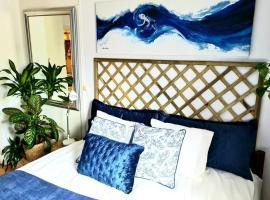 Bohemian Luxury, apartment in Malmö