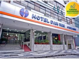 Dan Inn Curitiba Hotel, hotel in Curitiba