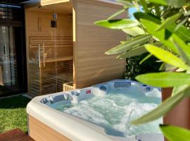 Sky Luxury Suite, hotel poblíž významného místa Pláž Keszthely, Keszthely