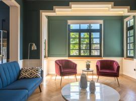 Moon & Stars Boutique Hotel, hotel in Athens
