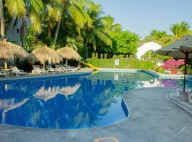 Hotel Castillo Huatulco, hotel near Huatulco International Airport - HUX, Santa Cruz Huatulco