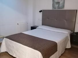 Hostal Adelia, hotel en A Coruña