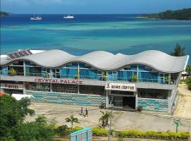 CRYSTAL PALACE, hotel near Bauerfield International - VLI, Port Vila