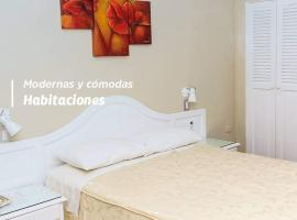 HOTEL CENTRAL, hotel in Chiclayo
