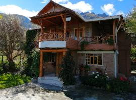 El Encanto del Taita Imbabura, cabin in Otavalo