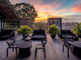Suites by Watermark Hotel and Spa, hotel in Jimbaran