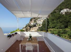 CASA BAKER luxury apartment, villa in Positano