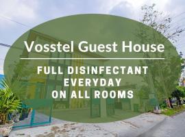 Vosstel Guest House, hotel poblíž Letiště Polonia - MES,