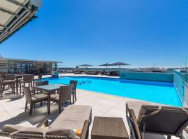 Heritage Hotel 313 Auckland, serviced apartment in Auckland