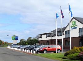 Holiday Inn Express Edinburgh Airport, hotel in Ingliston