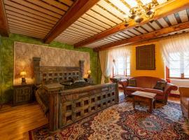Hotel Barcadam, hotel v blízkosti zaujímavosti Starý hrad Banská Štiavnica (Banská Štiavnica)