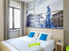 B&B Hotel Firenze Nuovo Palazzo Di Giustizia, hotel near Florence Airport - FLR, Florence