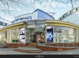 Арена, готель у Хмельницькому