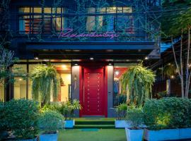 Red Door Heritage Hotel, hotel near Temple of the Emerald Buddha, Bangkok