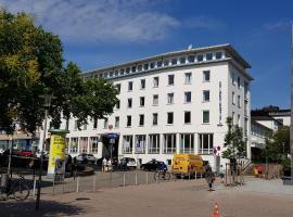Stadthotel Kassel, ξενοδοχείο κοντά σε Πανεπιστήμιο Κάσσελ, Κάσελ