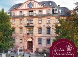 Dappers Wellness Hotel, Hotel in Bad Kissingen