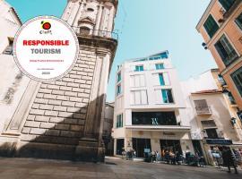 Malaga Premium Hotel, отель в Малаге