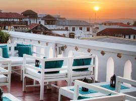 Maru Maru Hotel, отель в Занзибаре