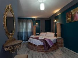 Rebetika Hotel & bistro, hotel in Selcuk