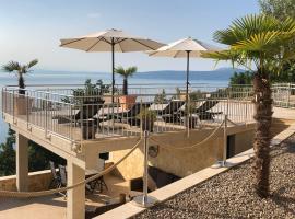 Casa Mariela, luxury hotel in Lovran