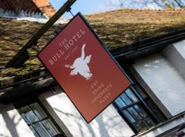 The Bull Hotel Maidstone/Sevenoaks, hotel near Ightham Mote, Wrotham