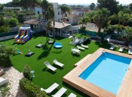 Relais Lo Stagnone, hotel u Marsali
